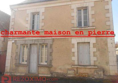 A vendre Maison en pierre Azay Le Ferron | Réf 7401412412 - Rezoximo