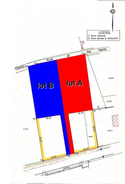 A vendre  Soissons   Réf 7401412559 - Rezoximo