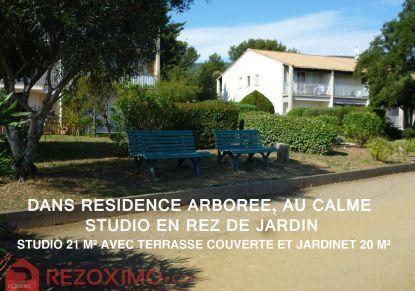A vendre Appartement en résidence La Croix Valmer   Réf 7401414064 - Rezoximo