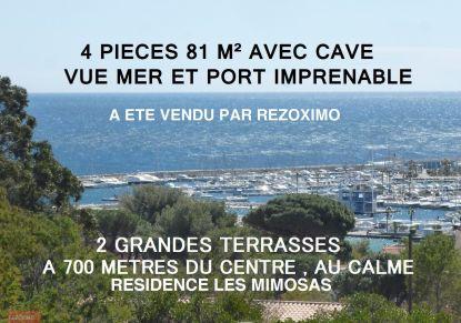 A vendre Cavalaire Sur Mer 7401414753 Rezoximo