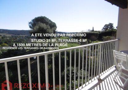 For sale Studio La Croix Valmer | Réf 7401415071 - Rezoximo
