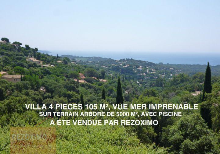 A vendre La Croix Valmer 7401415533 Rezoximo