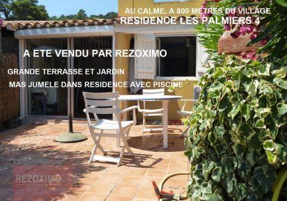 A vendre La Croix Valmer 7401415552 Rezoximo