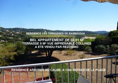 A vendre Appartement en résidence La Croix Valmer | Réf 7401415887 - Rezoximo