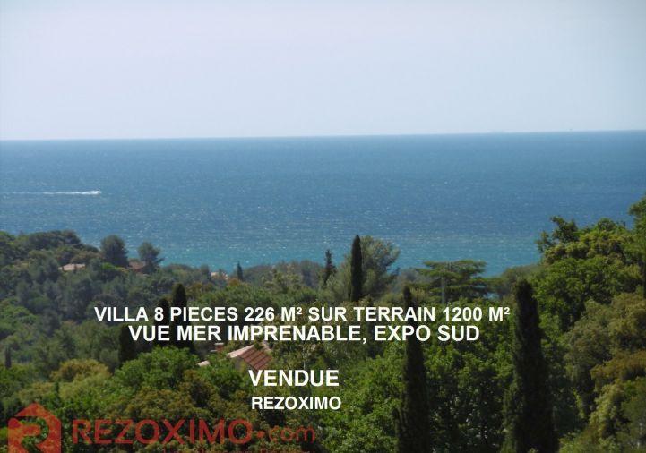 A vendre Villa La Croix Valmer | R�f 7401417213 - Rezoximo