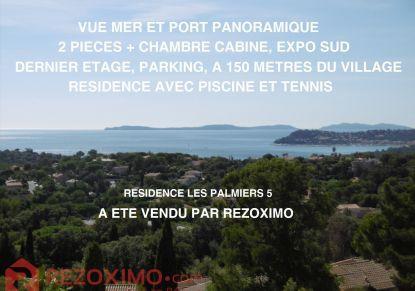 A vendre Appartement en résidence La Croix Valmer | Réf 7401417995 - Rezoximo