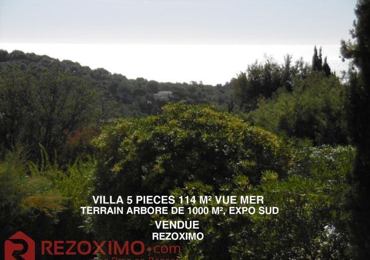 For sale Villa La Croix Valmer   R�f 7401418018 - Rezoximo