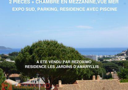 A vendre Cavalaire Sur Mer 7401418029 Rezoximo