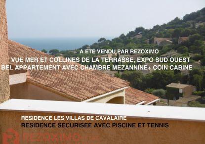 A vendre Appartement en résidence Cavalaire Sur Mer | Réf 7401418032 - Rezoximo