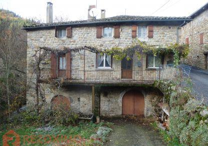A vendre Maison en pierre Le Cheylard | Réf 7401418178 - Rezoximo