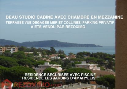 A vendre Cavalaire Sur Mer 7401418494 Rezoximo