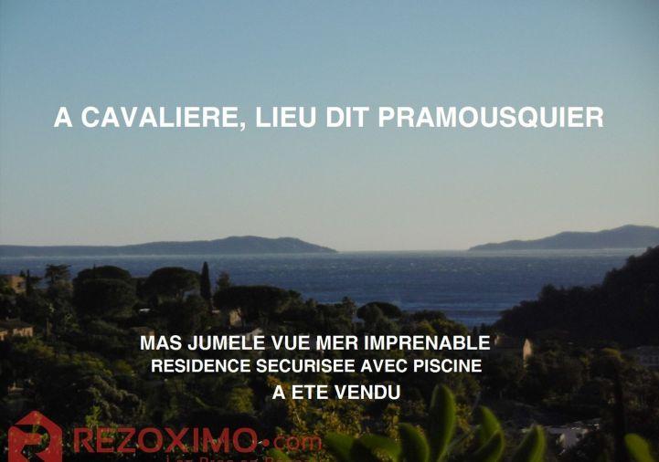 A vendre Le Lavandou 7401418604 Rezoximo