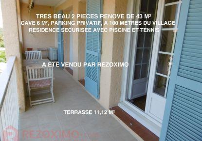 A vendre La Croix Valmer 7401419067 Rezoximo