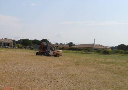 A vendre Terrain constructible Lezignan Corbieres | Réf 7401419321 - Rezoximo