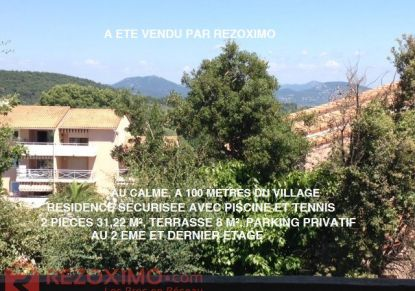 A vendre Appartement en résidence La Croix Valmer | Réf 7401419405 - Rezoximo