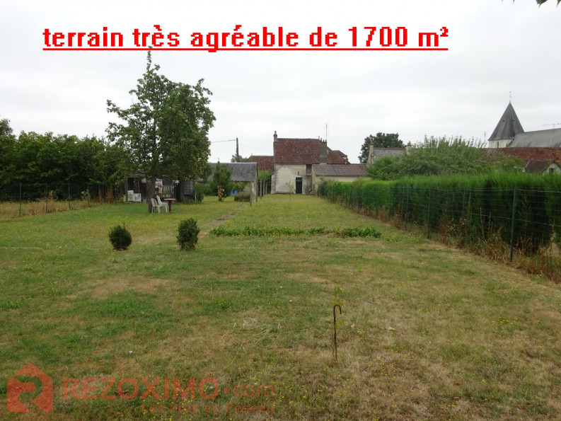 A vendre Azay Le Ferron 7401419519 Rezoximo