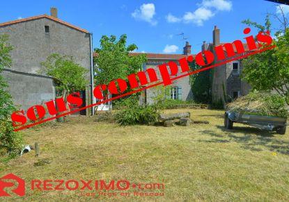 A vendre Maison de village Mortagne Sur Sevre | Réf 7401419767 - Rezoximo