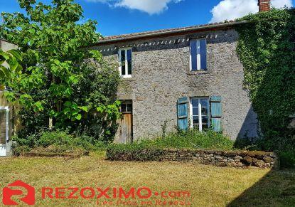 A vendre Maison de village Saint Aubin Des Ormeaux | Réf 7401419767 - Rezoximo