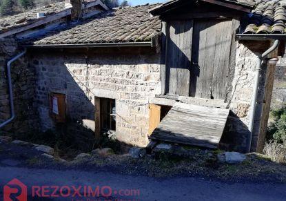 A vendre Maison en pierre Le Cheylard | Réf 7401419946 - Rezoximo