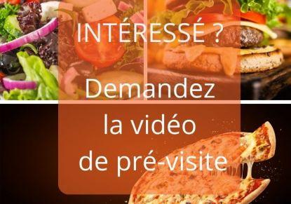 A vendre Pizzeria   snack   sandwicherie   saladerie   fast food Sourcieux Les Mines | Réf 7401420136 - Rezoximo