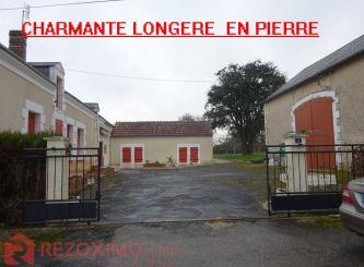 A vendre Longere Chatillon Sur Indre | Réf 7401420184 - Portail immo