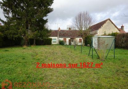 A vendre Maison de campagne Preuilly Sur Claise | Réf 7401420309 - Rezoximo