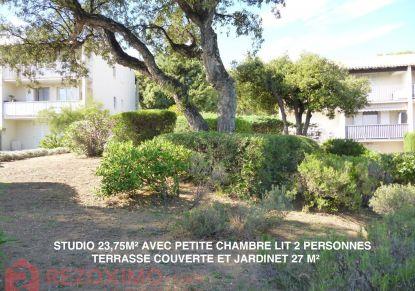 A vendre Appartement en résidence La Croix Valmer | Réf 7401420340 - Rezoximo