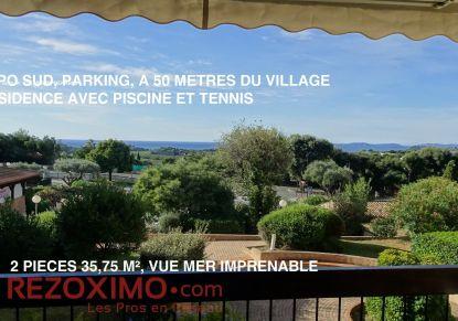 A vendre Appartement en résidence La Croix Valmer | Réf 7401420364 - Rezoximo