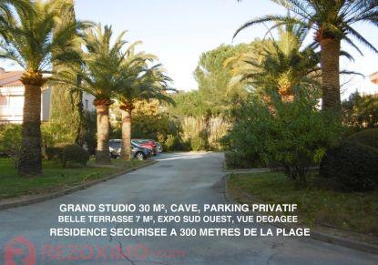 A vendre Appartement en résidence Cavalaire Sur Mer   Réf 7401420391 - Rezoximo