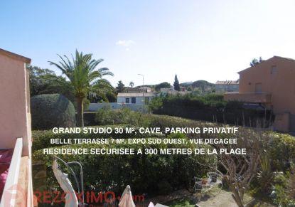 A vendre Appartement en résidence Cavalaire Sur Mer | Réf 7401420391 - Rezoximo