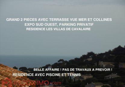 A vendre Appartement en résidence Cavalaire Sur Mer | Réf 7401420477 - Rezoximo