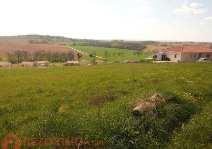 A vendre Terrain constructible Puycasquier   Réf 7401420550 - Rezoximo