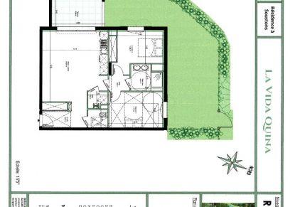 A vendre Appartement en frais réduits Soustons | Réf 7401420566 - Rezoximo