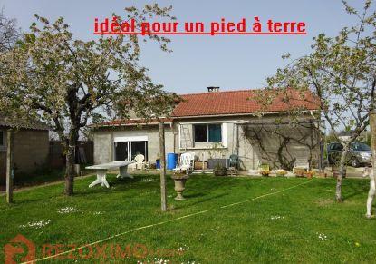A vendre Maison de village Azay Le Ferron | Réf 7401420598 - Rezoximo
