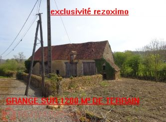 A vendre Grange Saint Civran | Réf 7401420623 - Portail immo