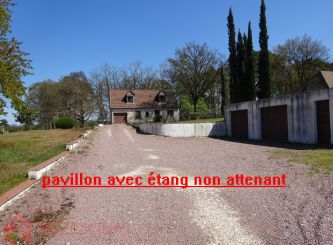A vendre Pavillon Mezieres En Brenne | Réf 7401420668 - Portail immo