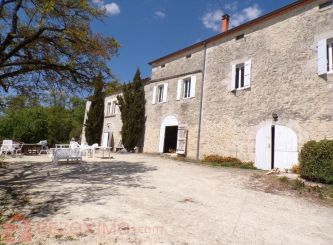 A vendre Maison de caractère La Romieu | Réf 7401420670 - Portail immo