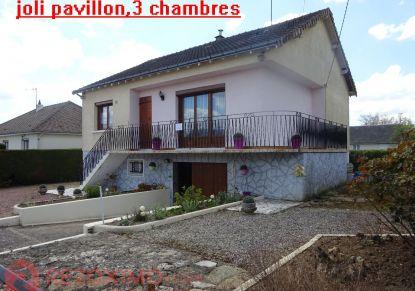 A vendre Pavillon Mezieres En Brenne | Réf 7401420698 - Rezoximo