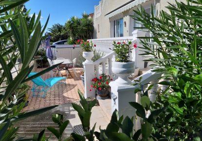 A vendre Appartement en rez de jardin Valras Plage   Réf 7401420849 - Rezoximo