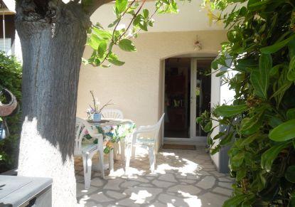 A vendre Appartement en rez de jardin Valras Plage | Réf 7401420851 - Rezoximo