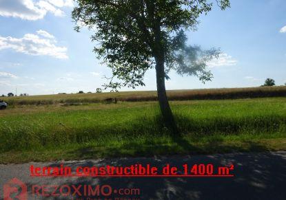 For sale Terrain constructible Paulnay | Réf 7401420969 - Rezoximo