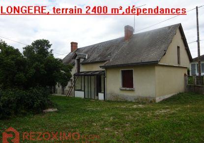A vendre Longere Azay Le Ferron | Réf 7401421118 - Rezoximo