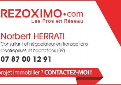 A vendre Café   restaurant Chigy   Réf 7401421198 - Rezoximo