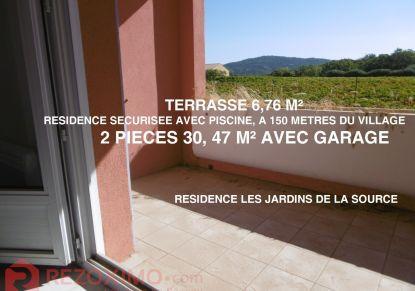 A vendre Appartement en résidence La Croix Valmer   Réf 7401421263 - Rezoximo