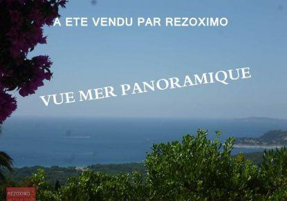 A vendre La Croix Valmer 740144253 Rezoximo