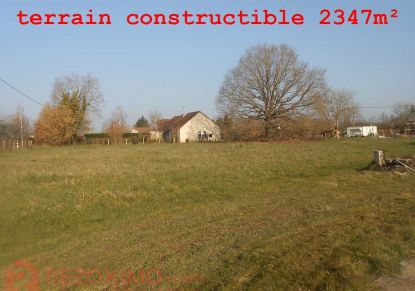 For sale Terrain constructible Le Blanc | Réf 740149456 - Rezoximo