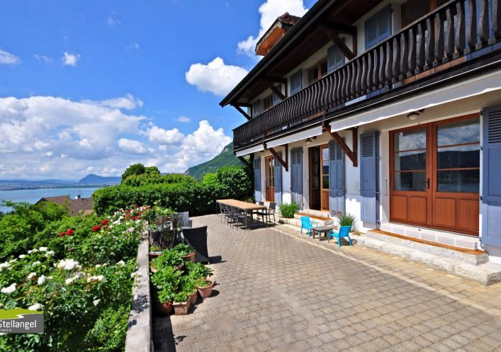 A vendre Veyrier Du Lac 74019435 Stellangel immobilier