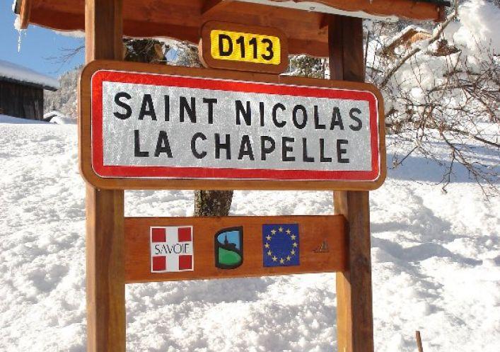A vendre Saint Nicolas La Chapelle 74021188 Alpihome