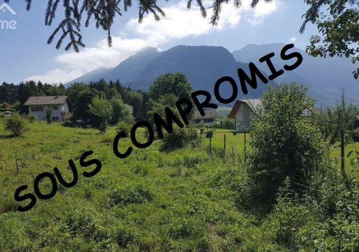 A vendre Terrain constructible Thorens Glieres | Réf 74021206 - Alpihome