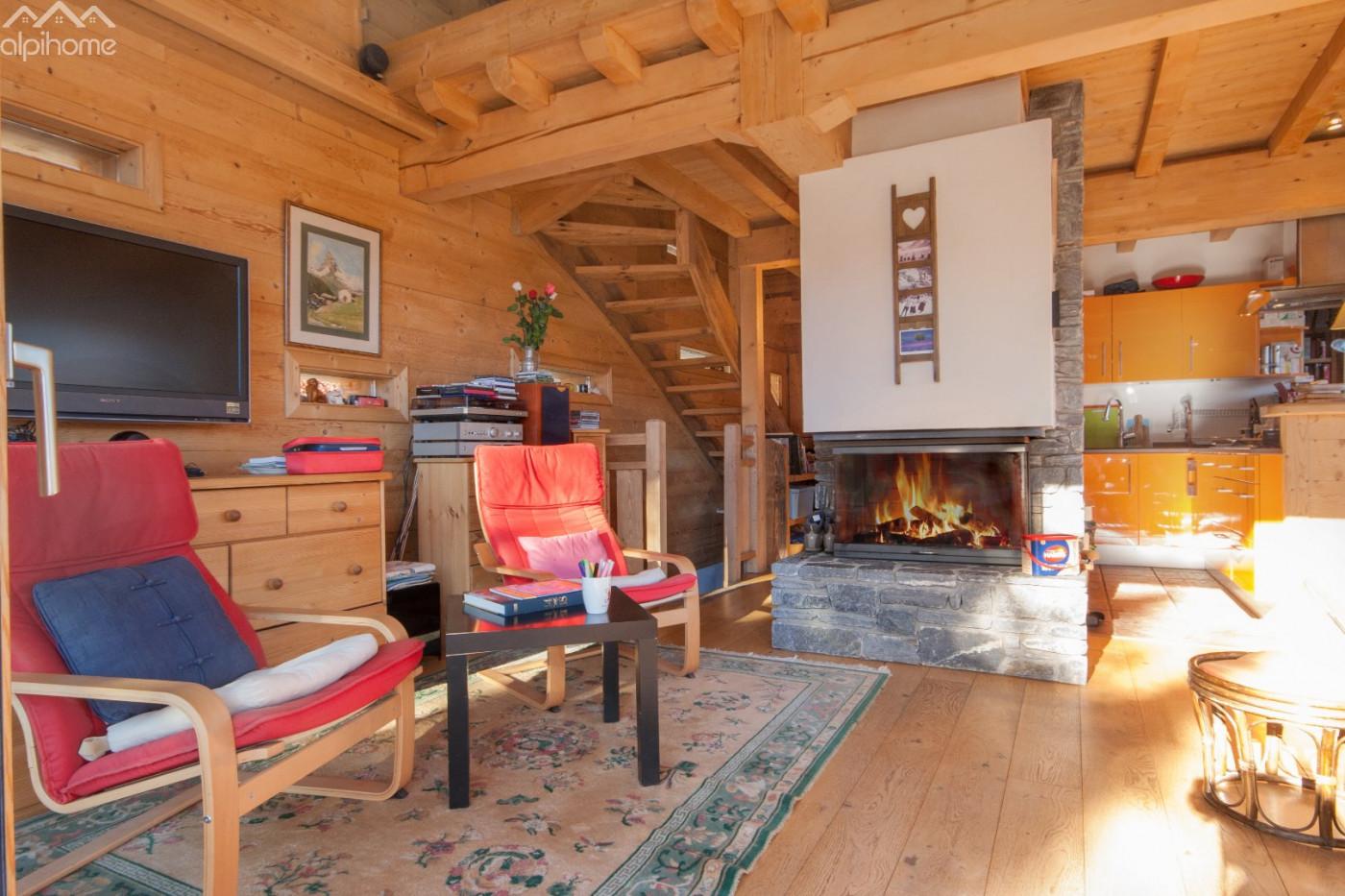 A vendre Saint Gervais Les Bains 74021328 Alpihome